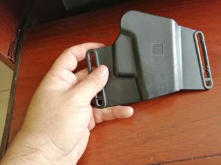 Funda Glock Slim, Original Minimalista Usada