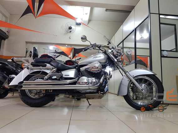Honda Shadow 750 Prata 2007