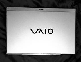 Notebook Sony Vaio 13.3 Vpc-sa25gb I5 6gb 640gb Ler Anúncio