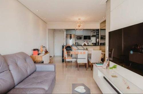 Imagem 1 de 16 de Apartamento À Venda, 67 M² Por R$ 635.900,00 - Vila Regente Feijó - São Paulo/sp - Ap0232