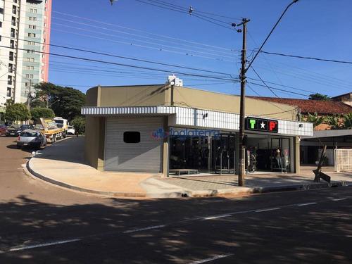 Loja Para Alugar, 100 M² Por R$ 2.500,00/mês - Centro - Londrina/pr - Lo0024