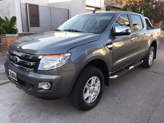Ford Ranger Xlt 4x4 Impecable