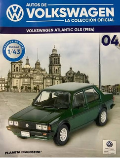 Volkswagen Atlantic Gls 1984 #4 De Coleccion