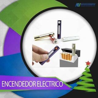 Encendedor Electrico Usb Recargable Ecologico One Novicompu