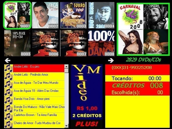 Programa Video Music