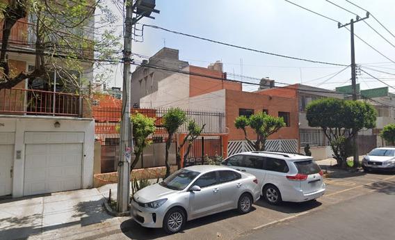 Hermosa Casa En Vertiz Narvarte, Benito Juarez