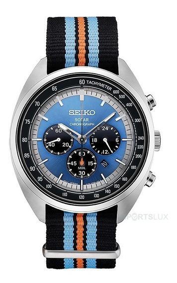Relógio Seiko Recraft Ssc667 Nfe