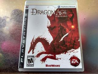 Juego De Playstation 3,dragon Age Origins.