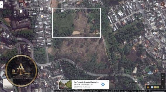 Área Residencial/comercial À Venda, Jardim Maria Cecília, Ferraz De Vasconcelos. - Ar0001