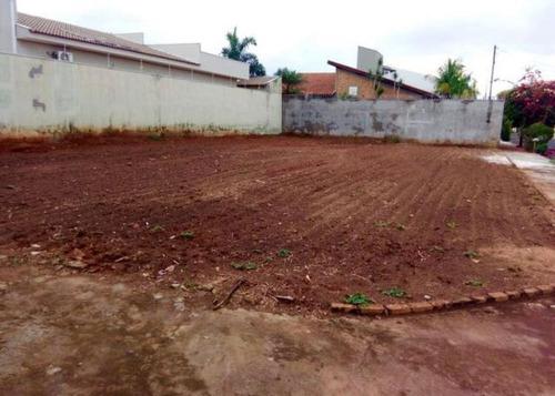 Imagem 1 de 3 de Terreno À Venda, 450 M² Por R$ 270.000,00 - Jardim Tarraf Ii - São José Do Rio Preto/sp - Te4920