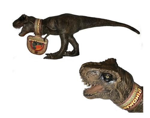 Dinomania Tiranosaurio Rex Dinosaurio Figura Acción 72x22 Cm