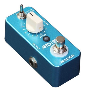Mooer Pitch Box Pedal De Pitch Shifter Cuotas