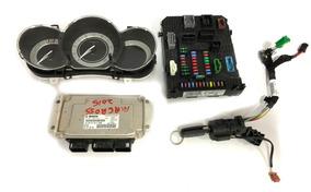 Kit Modulo Injeção Citroen Aircross 1.6 0261s10379 Me749r
