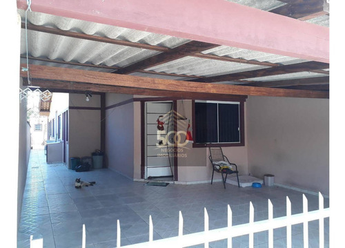 Casa Com 3 Dormitórios À Venda, 67 M² Por R$ 404.300,00 - Forquilhas - São José/sc - Ca0596