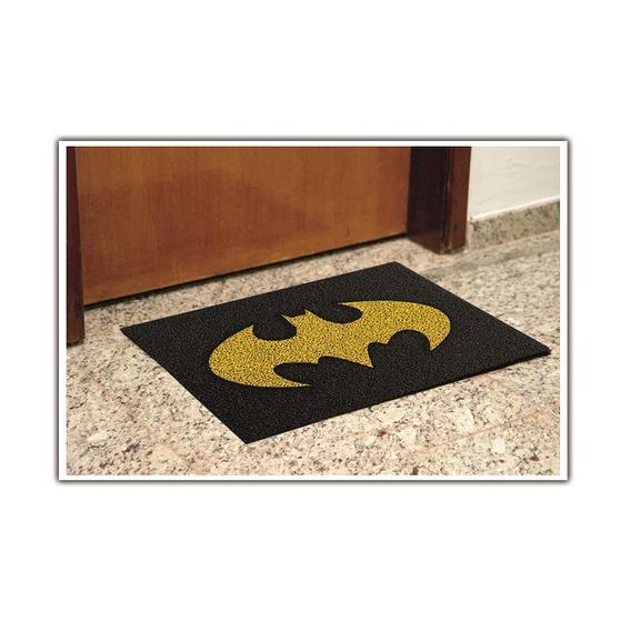 Tapete Capacho Criativo Geek Batman Morcego