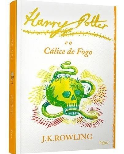 Livro - Edição Especial - Harry Potter E O Cálice De Fogo