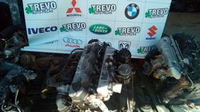 Motor Parcial 2.8 Diesel S10 2007 Á 2011 Baixado Com Nota