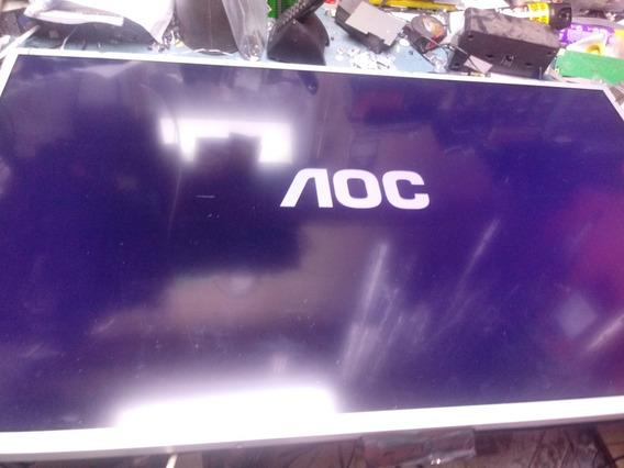 Defeito Tela Display Led T460hw08 V.b Xxxg Tv Aoc Le46h158i