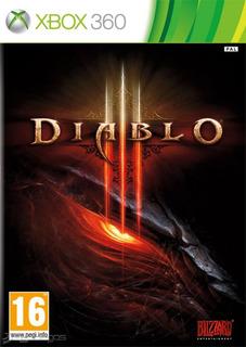 Diablo 3 Xbox 360 Nuevo Sellado