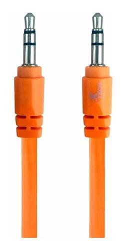 Imagen 1 de 4 de Cable Auxiliar Aux 3,5 Jack Mini Plug Audio Musica Equipos