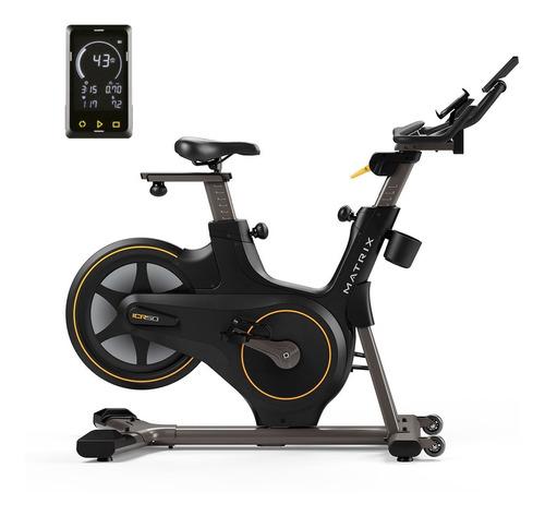 Bicicleta Indoor Icr50 Con Consola Lcd De Uso Residencial