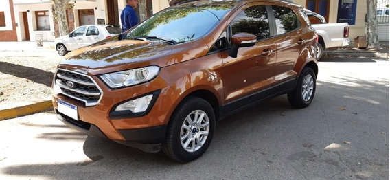 Ford Ecosport Se 1.5 4x2 Full Mod 2018!!