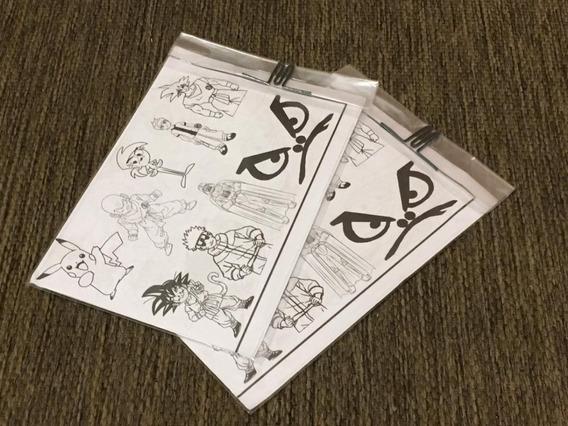 Espelho Mágico - Desenho A Mão Livre