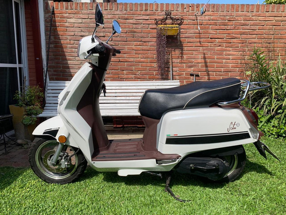 Scooter Benelli Seta 125cc