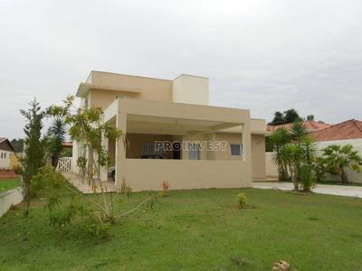 Casa Residencial À Venda, Paysage Clair, Vargem Grande Paulista - Ca15840. - Ca15840