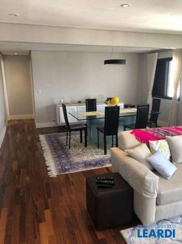 Imagem 1 de 15 de Apartamento - Indianópolis - Sp - 609755
