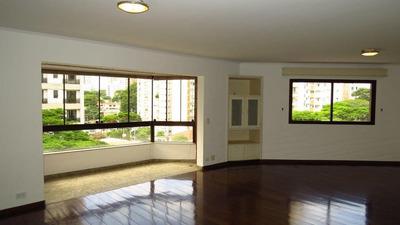 Apartamento Em Brooklin, São Paulo/sp De 163m² 4 Quartos À Venda Por R$ 1.650.000,00 - Ap174037