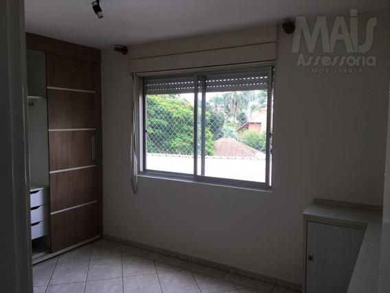 Apartamento Para Locação Em Novo Hamburgo, Ouro Branco, 3 Dormitórios, 1 Banheiro, 1 Vaga - Jaa014