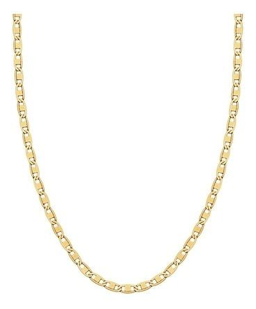 Cordão Em Ouro 18k Com 60cm