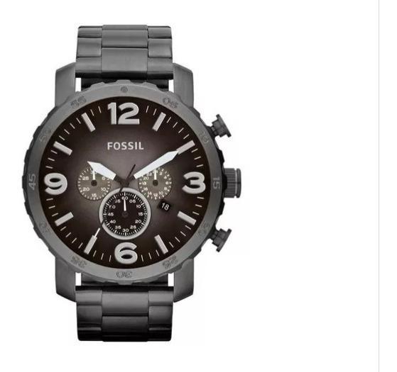 Relógio Fossil Masculino Original Garantia Nota Jr1437/4pn