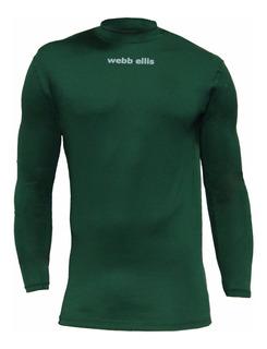 Envio Gratis - Remera Termica Webb Ellis Rugby Hockey
