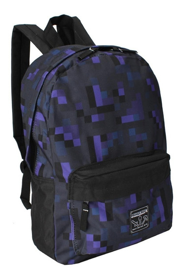 Mochila Minecraft 11267 Escolar Original