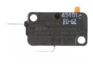 Interruptor De Monitor Ge Wb24x830 Para Microondas