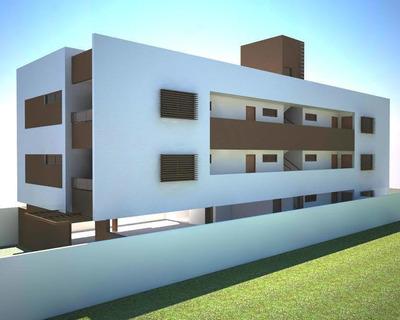 Apartamento Em Bancários, João Pessoa/pb De 54m² 2 Quartos À Venda Por R$ 209.990,00 - Ap211077