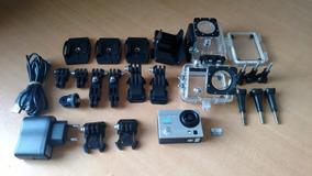 Camera 4k Ultra Hd Sports Tipo Gopro