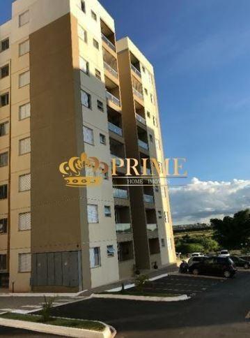 Apartamento À Venda Em Vila Sao Pedro - Ap003673