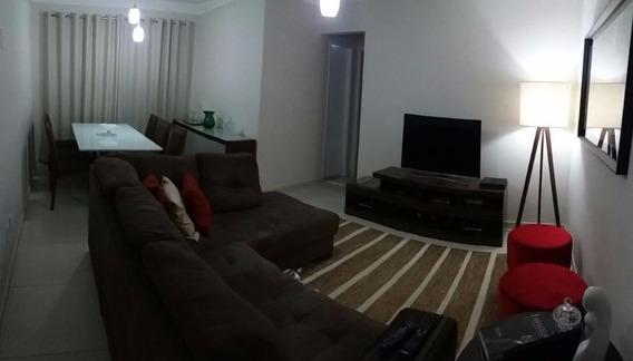 Apartamento Em Encruzilhada, Santos/sp De 82m² 2 Quartos À Venda Por R$ 390.000,00 - Ap250146