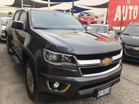 Chevrolet Colorado 2016 4p Wt Doble Cab V6/3.6 Aut 4x4