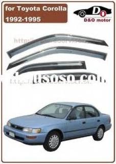 Visera Toyota Corolla 1993-1994-95-1997 Set 4