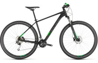 Bicicleta Cube Analog 29 Deore 2019 Rockshox Planet Cycle