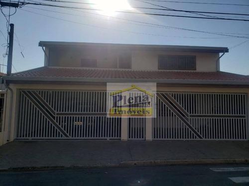 Casa Com 5 Dormitórios À Venda - Jardim Santa Izabel - Hortolândia/sp - Ca4045