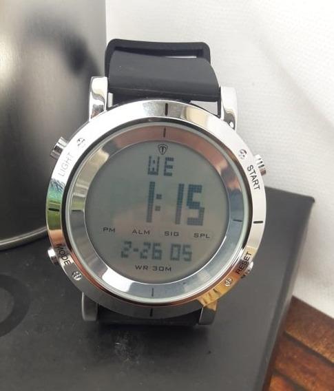 Relógio Visor Digital