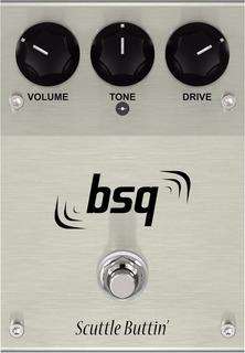 Pedal De Guitarra Bsq Effects Scuttle Buttin Overdrive