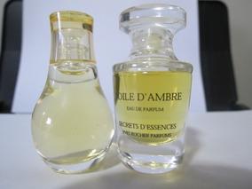 Kit Com 2 Miniaturas De Perfumes Importados Yves Rocher