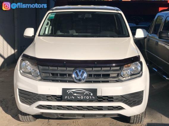 Volkswagen Amarok C/cuero Mod17 Permuto/ Financio/$1.850.000