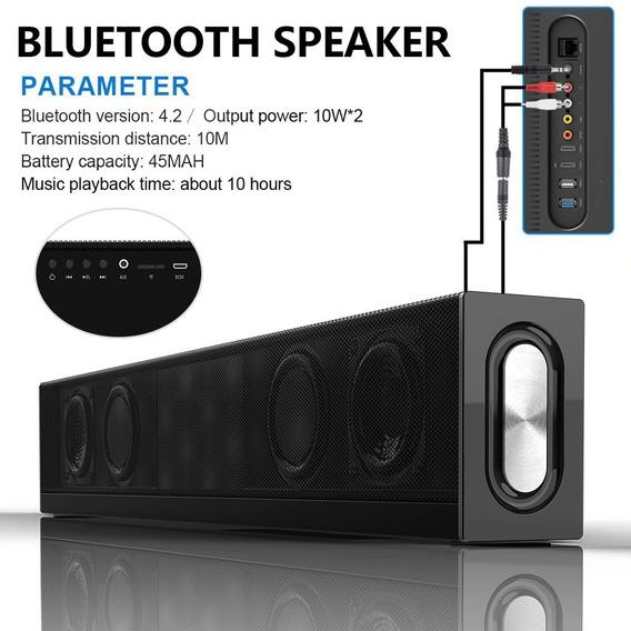 Soundbar Bluetooth Speaker